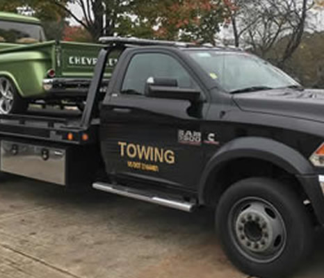 Towing Alpharetta