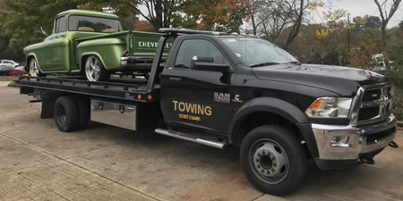 Local Alpharetta towing